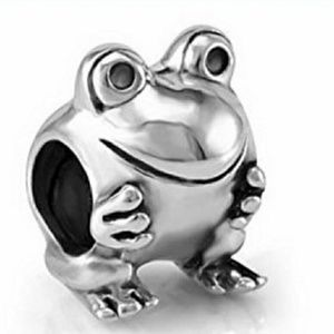 Pandora RETIRED FROG bead